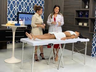 Benefícios da massagem para seu corpo!