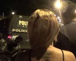 Casal é preso acusado de realizar diversos assaltos na capital
