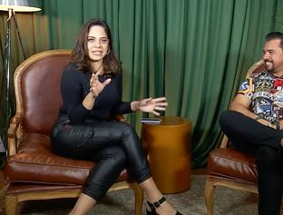 Xand fala com Raquel Dias sobre a estruturação e sucesso do novo DVD