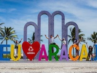 Aracaju, a  capital do menor Estado do Brasil; Veja