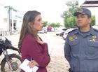 Adolescente é baleada em troca de tiros na porta de escola em Timon