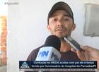 Homem é agredido ao exigir atendimento a filha em hospital de Parnaíba
