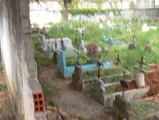 Bandido rouba táxi e invade cemitério na zona Norte de Teresina