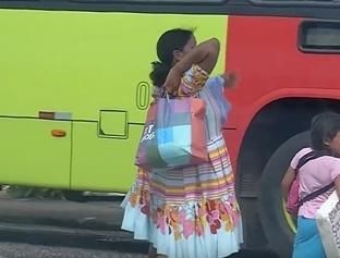 Autoridades pedem que população evite esmolas para venezuelanos
