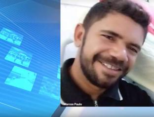 homem e morto a tiros na frente da mãe em Aroeiras do Itaim