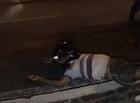 Duas pessoas em estado avançado de alcoolismo sofrem acidente em THE