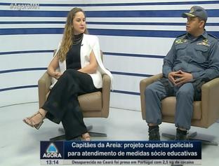 Projeto capacita policiais para atendimento de medidas sócio educativa