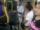 Passageiros de transporte coletivo sofrem tentativa de assalto em THE