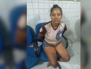 Mulher é presa com droga avaliada em R$ 8 mil reais em Teresina