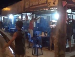 Suspeitos aproveitam festejos para tráfico de drogas dentro de bar
