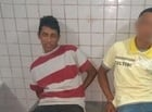 Dupla é presa acusada de realizar diversos assaltos em Teresina