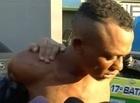 Homem é preso depois de tentar decepar cabeça de amigo com uma foice