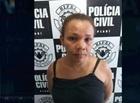 """""""Beatriz"""" é presa com comprimidos de maconha em Teresina"""