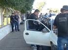 Mega operação para coibir armas e drogas é realizada em Teresina