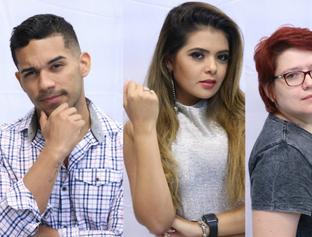 MN Verão: Guilherme, Loyse e Dani se enfrentam no Tsunami