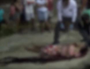"""""""Cebolinha"""" é morto com quatro tiros quando empinava pipa em praça"""