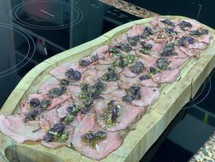 Aprenda como fazer rosbife com chef Larissa Batista
