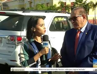 Parnaíba faz aniversário e recebe visita do presidente Jair Bolsonaro