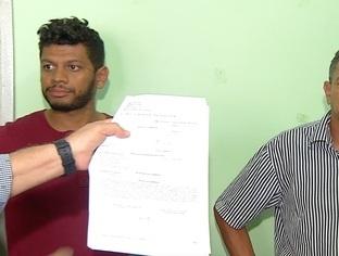 Pai e filho são presos após furtar 30 residências em Teresina