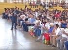 Revisão do Pré Enem Seduc reúne centenas de estudantes em Parnaíba
