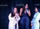 Simone e Simaria concedem entrevista no Garota Vip Teresina 2019