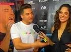 Wesley Safadão concede entrevista para Raquel Dias no Garota Vip