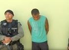 Homem é preso acusado de arrombar diversas casas e comércios em THE