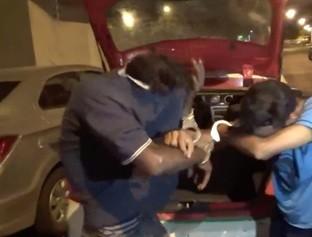 Dois homens são presos após assaltos a estudantes em Teresina