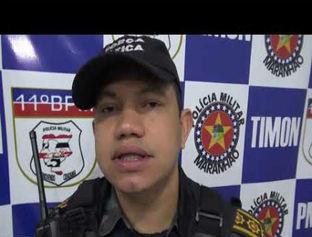 Polícia apreende menores com motocicleta roubada e arma em Timon