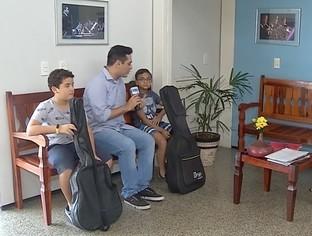 Música e a dança já transformaram a vida de dezenas de jovens em THE