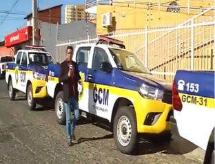 Guarda Municipal recebe novas viaturas e equipamentos em Teresina