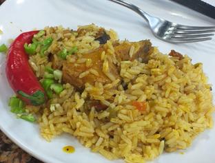 Aprenda fazer um delicioso arroz de capote