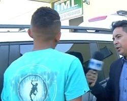 """""""Tangão"""" é preso acusado de tráfico próximo a uma escola em Teresina"""
