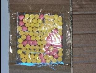 Estudante é preso com mais de 100 comprimidos de ecstasy em THE