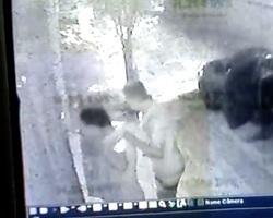 """""""Bim Laden"""" faz família refém durante arrastão em residência"""