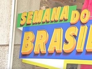 Semana do Brasil estimula mercado no país