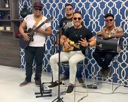 Banda 100 Censura - Atração musical do Revista nesta sexta-feira