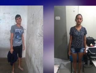 Casal é preso com quase meio milhão de reais em drogas em Oeiras