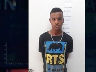 """MA: """"Didão"""" e menor são capturados pela polícia acusados de assaltos"""