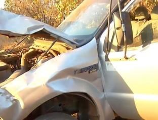 Colisão entre caminhonete e carro deixa ferido na BR 316 em Teresina