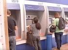 Caixa Econômica faz balanço dos primeiros dias de pagamento do FGTS