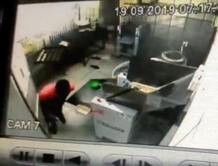 Homem é preso acusado de assaltar uma panificadora