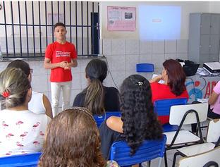 ONG qualifica 100 mil jovens no Piauí e em outros estados
