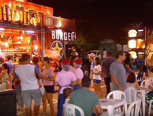 Cocais Shopping recebe Food Truck Festival