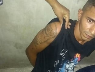 Guarda Municipal prende dupla com moto roubada no Lagoas do Norte