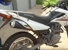 Homem recupera motocicleta roubada há uma semana