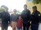Criança de 7 anos se perde do pai no Centro e vai sozinho até Timon