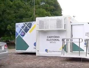 Cartório móvel: TRE vai aos bairros para atender eleitores de Teresina