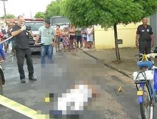 Vigia de instituto de pesquisa é morto durante assalto em Teresina