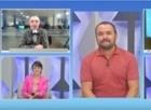 Pré-candidato Fábio Novo responde perguntas no quadro Pinga-fogo